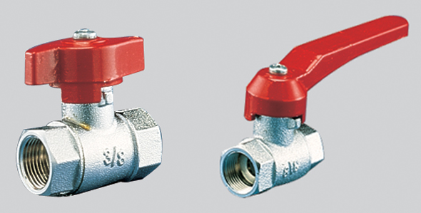 More info on Ball Valves